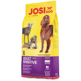 Корм для собак JosiDog Adult Sensitive