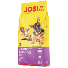 Корм для собак JosiDog Junior Sensitive