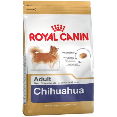 Royal Canin Chihuahua Adult - корм Роял Канин для Чихуахуа