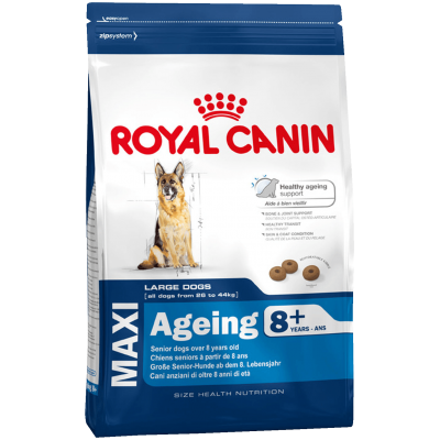 Royal Canin Maxi Adult 8+ корм Роял Канин для пожилых собак крупных пород