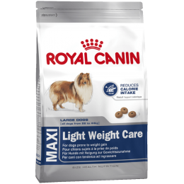 Royal Canin Maxi Light Weight Care - корм Роял Канин для крупных пород собак, контроль веса